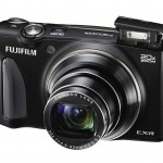 Fujifilm FinePix F900EXR 20x Pocket Superzoom - Angle View With Flash
