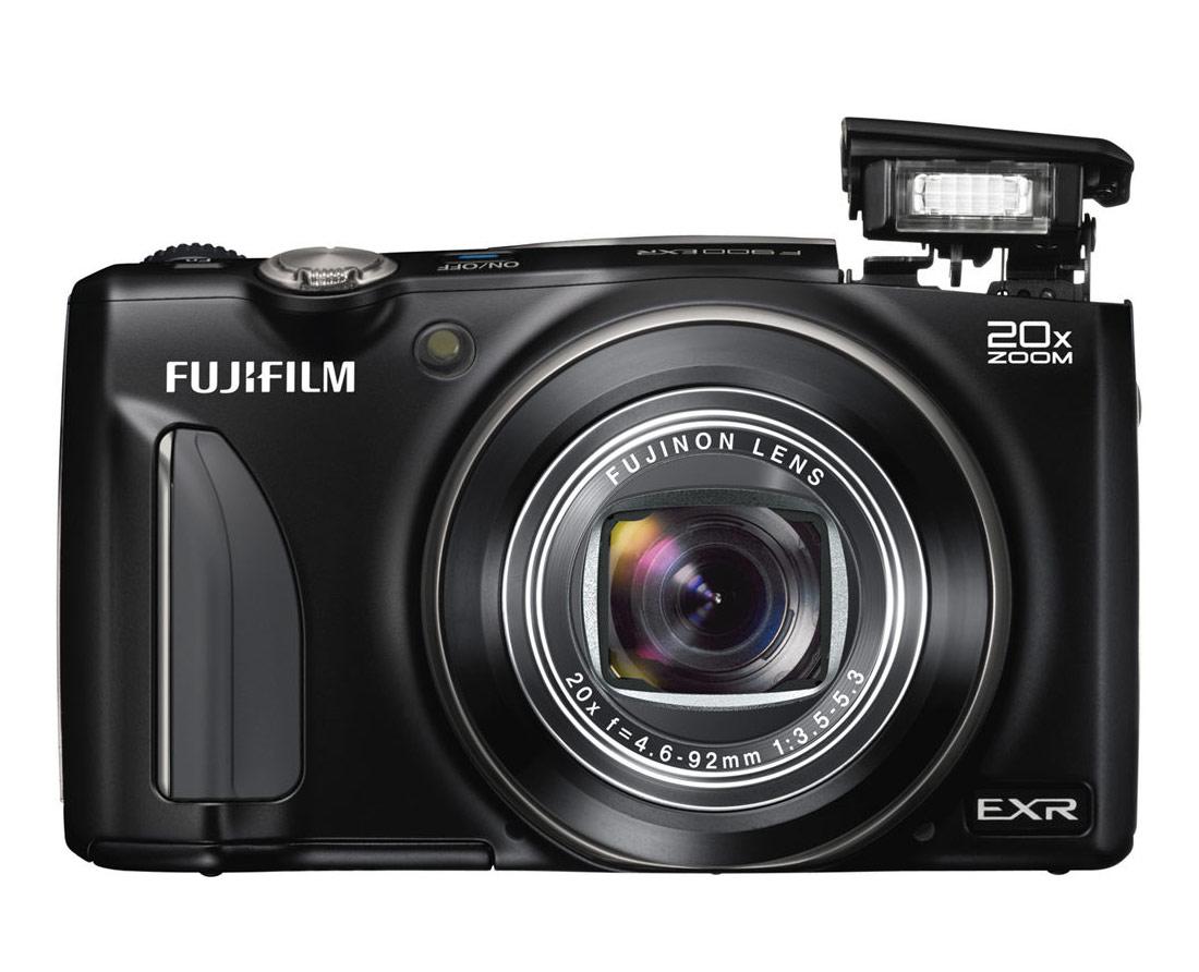 Fujifilm FinePix F900EXR - Pop-Up Flash