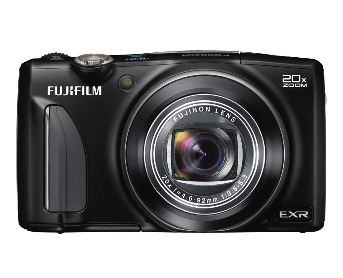 Fujifilm FinePix F900EXR 20x Pocket Superzoom Camera With Wi-Fi