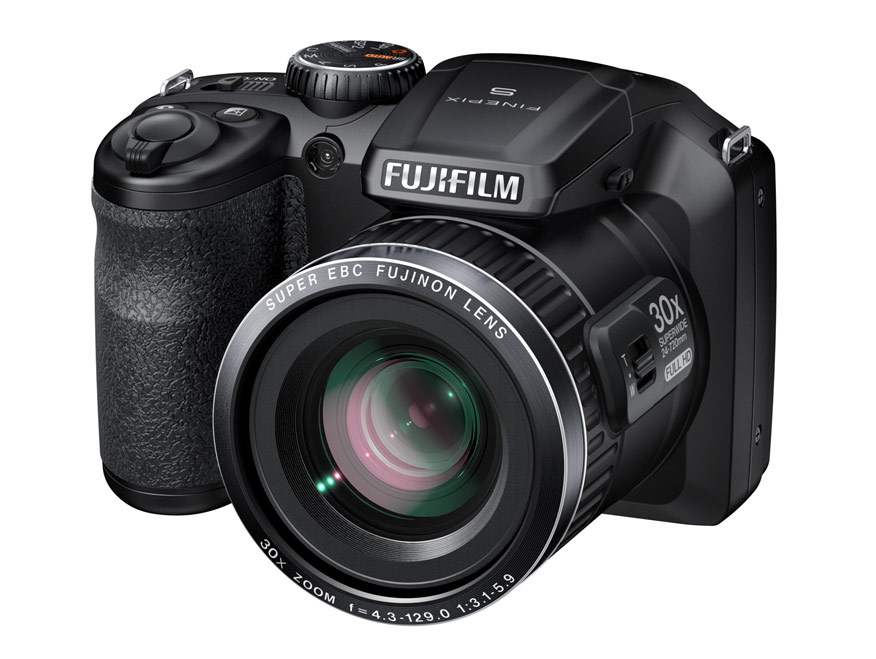 Fujifilm FinePix S6800 30x Superzoom Camera