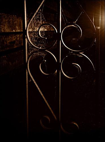 My Gate - Photo by hminx