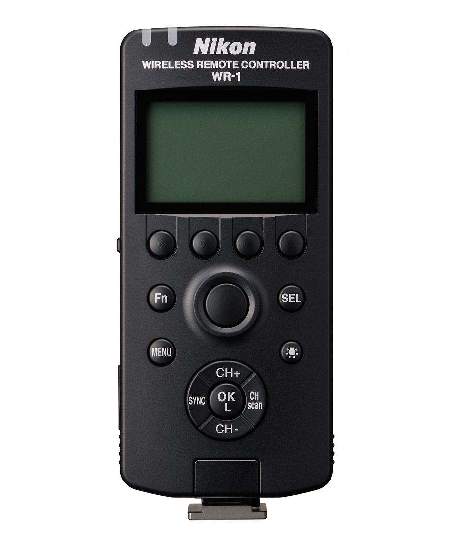New Nikon WR-1 Radio Transceiver