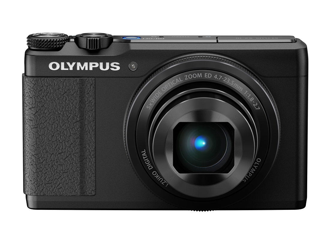 Olympus Stylus XZ-10 Pocket Camera With f/1.8 Zuiko Lens