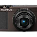 Olympus Stylus XZ-10 Premium Pocket Camera With f/1.8 Lens - Brown