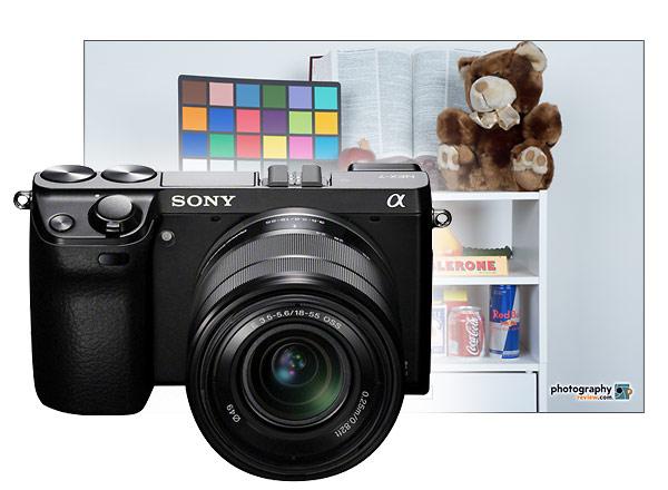 Sony Alpha NEX-7 Mirrorless Camera Studio Sample Photos