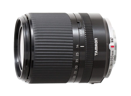 Tamron 14-150mm F/3.5-5.8 Di III VC Zoom Lens For Micro Four Thirds