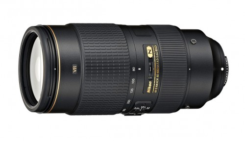 Nikon's New AF-S Nikkor 80-400mm f/4.5-5.6G ED VR Zoom Lens