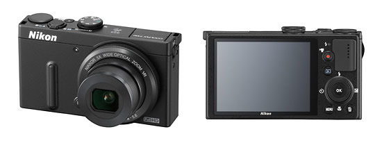 Nikon Coolpix P330 Compact Camera With f/1.8 Lens