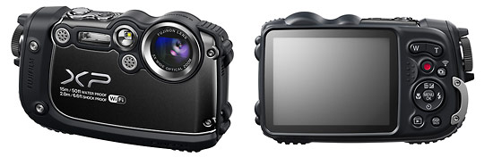 Fujifilm FinePix XP200 Rugged Waterproof Camera