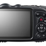Fujifilm FinePix XP200 Waterproof Camera - 3-Inch LCD Screen
