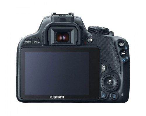 Canon EOS Rebel SL1 - Rear Touchscreeen LCD Display