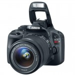 Canon EOS Rebel SL1 DSLR - Pop-Up Flash