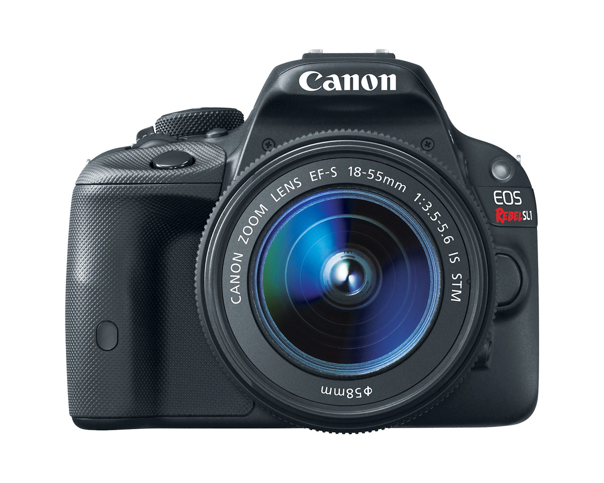 Canon EOS Rebel SL1 Digital SLR