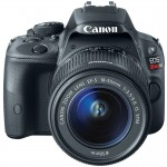 Canon EOS Rebel SL1 DSLR - Front View