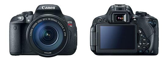 Canon EOS Rebel T5i / 700D HD Digital SLR