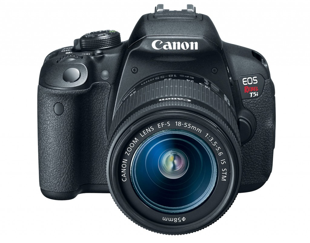 Canon EOS Rebel T5i HD DSLR