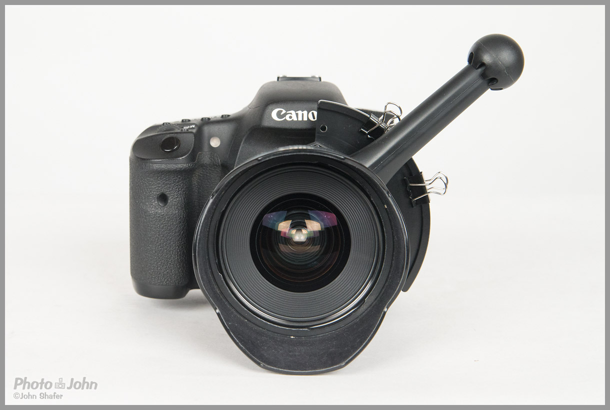 The Focus Shifter - $50 DSLR Follow Focus System