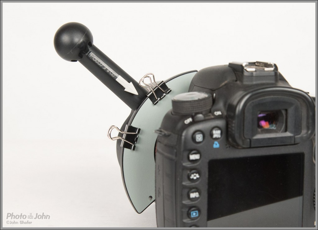 Focus Shifter Follow Focus With Marker Board & Clip Hard Stops