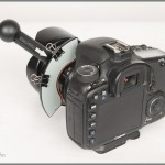 Focus Shifter Follow Focus On Canon EOS 7D