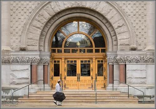 Fujifilm X-E1 - Salt Lake City & County Building