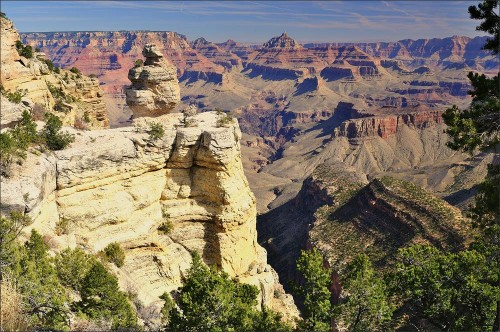 Grand Canyon Formation by jack9019