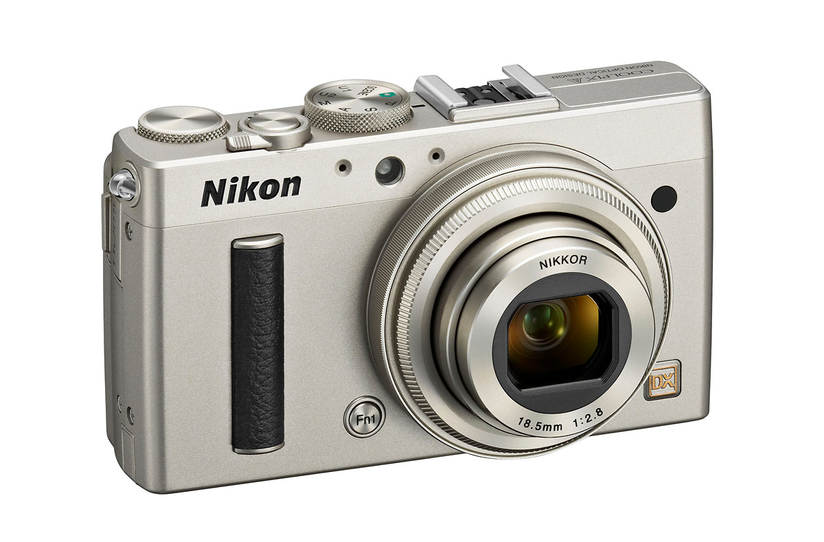 Nikon Coolpix A DX-Format P&S - Silver