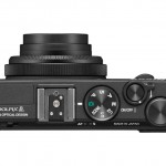Nikon Coolpix A - Top - Black