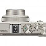 Nikon Coolpix A - Top - Silver