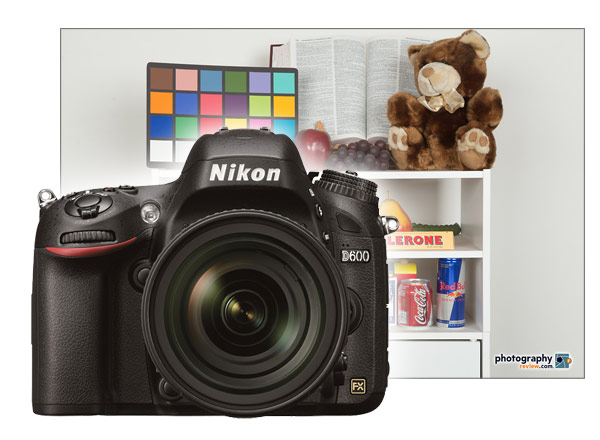 Nikon D600 Full-Frame Digital SLR Studio Sample Photos