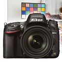 Nikon D600 Studio Sample Photos