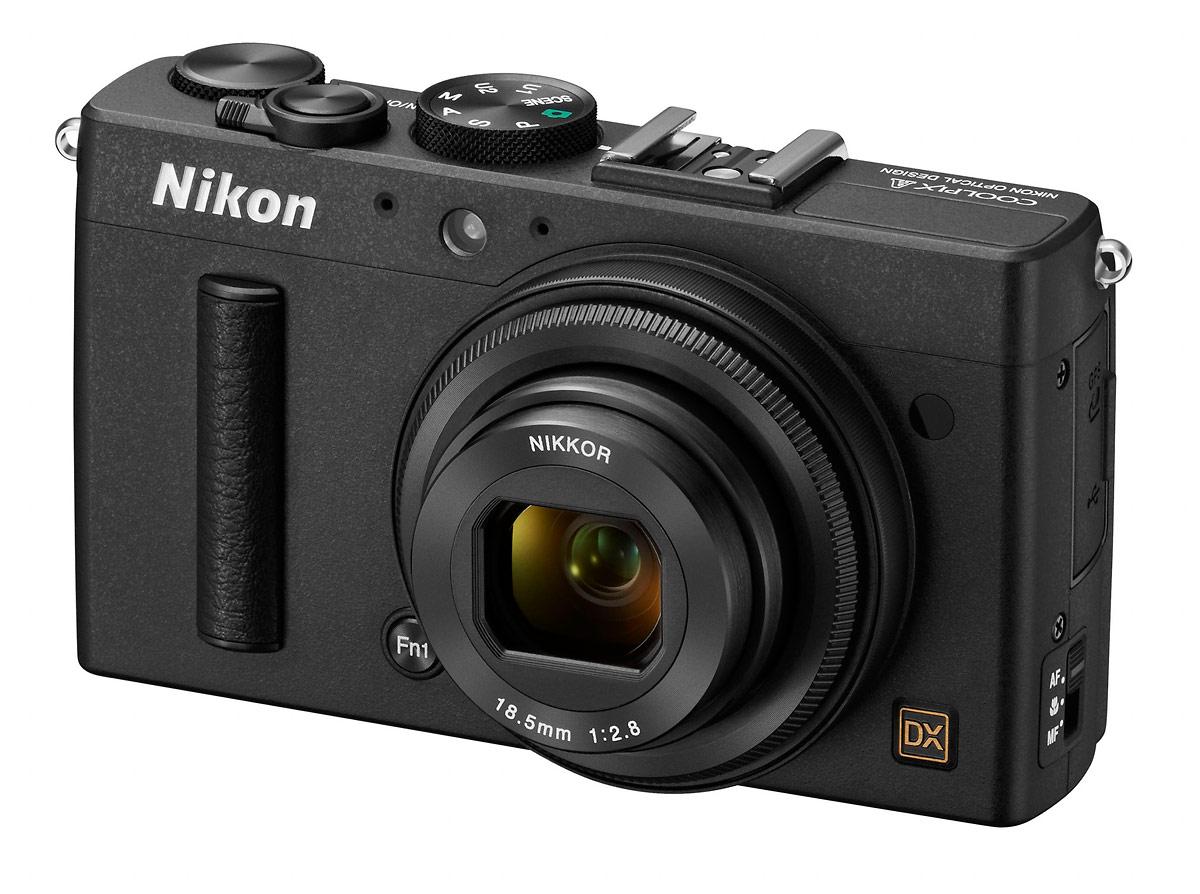 Nikon Coolpix A Premium Compact Camera With f/2.8 Lens