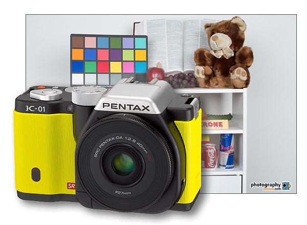 Pentax K-01 Studio Sample Photos