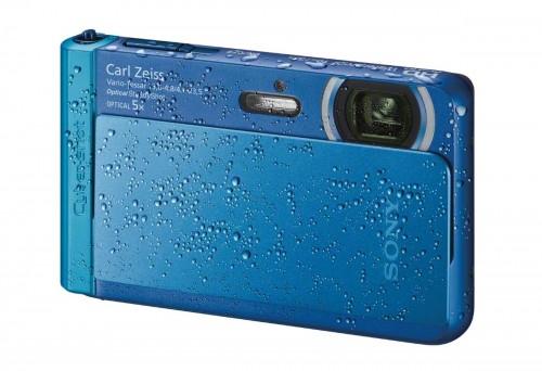 Sony's New Cybershot TX30 Rugged, Waterproof P&S Camera