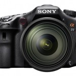 Sony Alpha SLT-A77 Digital SLR