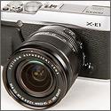 Fujifilm X-E1 Pro Review