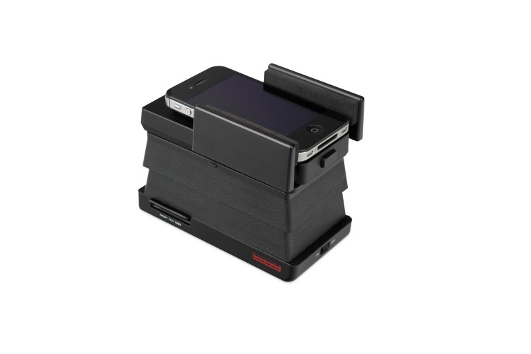 Lomography Smartphone Film Scanner With iPhone