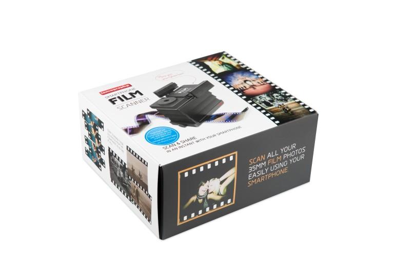 Lomography Smartphone Film Scanner - Box