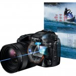 Sony Translucent Mirror (SLT) DSLR Camera Design