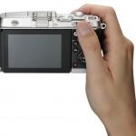 Olympus E-P5 Pen Camera In Hand