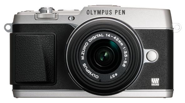 Olympus E-P5 Pen Camera - Silver
