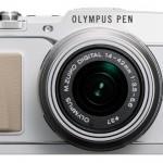Olympus E-P5 Pen Camera - White