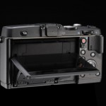 Olympus E-P5 Pen Camera - Tilting Touchscreen LCD
