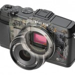 Olympus E-P5 Pen Camera - Transparent View