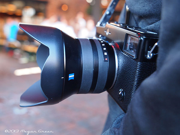 Zeiss Touit 2.8/12 Wide-Angle Lens