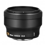 The 1 Nikkor 32mm f/1.2 Prime Lens