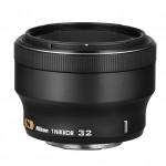 The 1 Nikkor 32mm f/1.2 Prime Lens