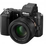 1 Nikkor 32mm f/1.2 Prime Lens For Nikon 1 Mirrorless Cameras