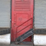 Zeiss Touit 1.8/32 Lens Sample: Red Door