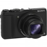 Sony Cybershot HX50V - Right Front View