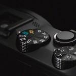 Sony HX50V Mode Dial & Exposure Compensation Dial
